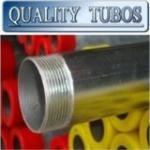 Logo de Quality Tubos com. de ferro e aço Ltda
