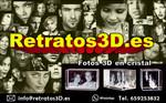 Logo de Retratos 3D