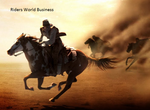 Logo de RIDERS WORLD BUSINESS S.L.