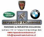 Logo de Rmcomex & repuestos exclusivos