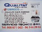 Logo de Servicio tecnico qualitat joaquin saiz