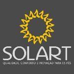 Logo de Solart - Pr Plásticos e Artefatos Para Calçados Ltda