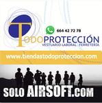 Logo de Soloairsoft-todoproteccion