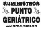 Logo de Suministros Punto Geriatrico.