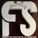 Logo de SUMINISTROS Y FERRETERÍA SFS