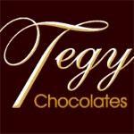Logo de Tegy Chocolates