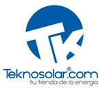 Logo de Teknosolar