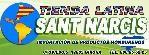 Logo de tienda latina sant narcis