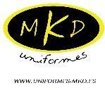 Logo de Uniformes mkd