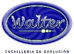 Logo de Walter, s.a.