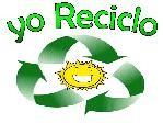 Logo de Yo reciclo