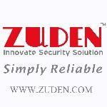 Logo de Zuden seguridad